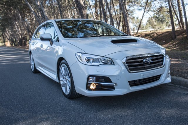 Used Subaru Levorg V1 MY17 2.0 GT CVT AWD, 2016 Subaru Levorg V1 MY17 2.0 GT CVT AWD White 8 Speed Constant Variable Wagon