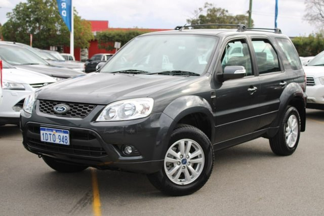Used Ford Escape ZD MY10 , 2011 Ford Escape ZD MY10 Grey 4 Speed Automatic Wagon