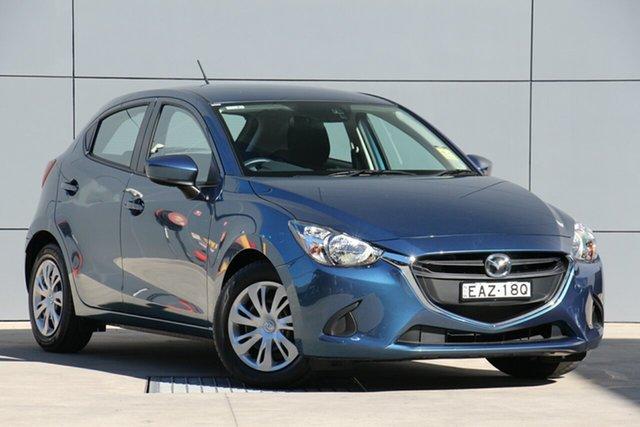 Demo Mazda 2 DJ2HAA Neo SKYACTIV-Drive, 2019 Mazda 2 DJ2HAA Neo SKYACTIV-Drive Eternal Blue 6 Speed Sports Automatic Hatchback