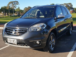 2013 Renault Koleos H45 Phase II Bose Special Edition Grey 1 Speed Constant Variable Wagon