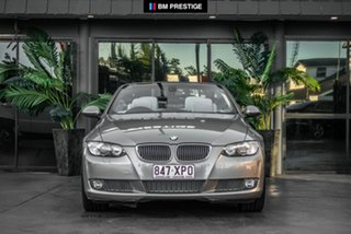 2007 BMW 335i E93 Gold 6 Speed Auto Steptronic Convertible.
