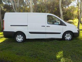 2009 Fiat Scudo Comfort Low Roof LWB 6 Speed Manual Van