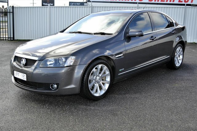 Used Holden Calais VE MY09.5 V, 2009 Holden Calais VE MY09.5 V Grey 6 Speed Automatic Sedan