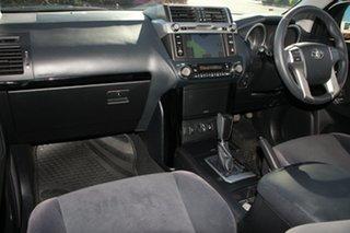 2017 Toyota Landcruiser Prado GDJ150R GXL Silver Pearl 6 Speed Sports Automatic Wagon