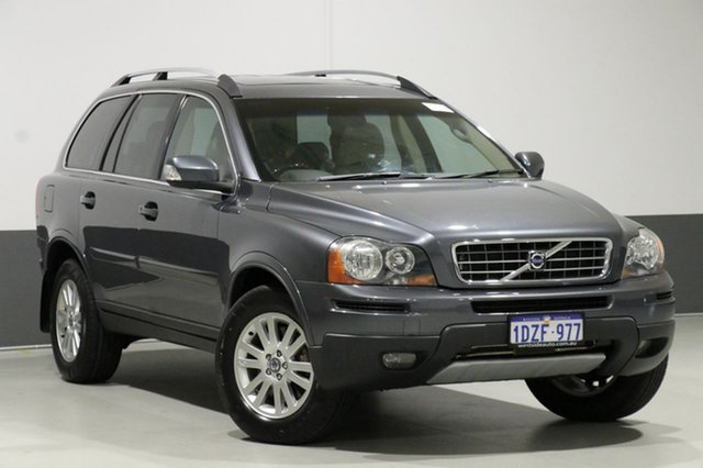 Used Volvo XC90 MY07 D5, 2007 Volvo XC90 MY07 D5 Grey 6 Speed Automatic Geartronic Wagon