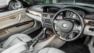 2007 BMW 335i E93 Gold 6 Speed Auto Steptronic Convertible
