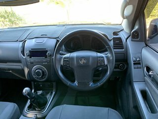 2012 Holden Colorado RG LTZ Black 5 Speed Manual Spacecab