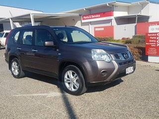 2010 Nissan X-Trail T31 MY10 ST (4x4) Bronze 6 Speed CVT Auto Sequential Wagon