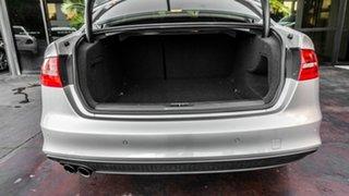 2014 Audi A4 B8 (8K) MY14 1.8 TFSI Silver 8 Speed CVT Multitronic Sedan