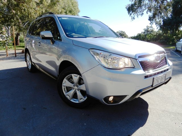 Used Subaru Forester S4 MY15 2.0D-L AWD, 2015 Subaru Forester S4 MY15 2.0D-L AWD Silver 6 Speed Manual Wagon