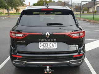2019 Renault Koleos HZG Zen X-tronic Metallic Black 1 Speed Constant Variable Wagon