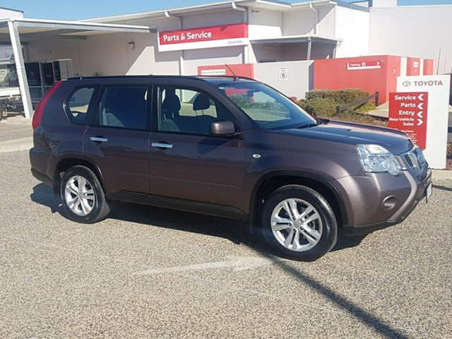 Used Nissan X-Trail T31 MY10 ST (4x4), 2010 Nissan X-Trail T31 MY10 ST (4x4) Bronze 6 Speed CVT Auto Sequential Wagon