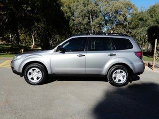 2009 Subaru Forester S3 MY09 X AWD Steel Silver 4 Speed Sports Automatic Wagon
