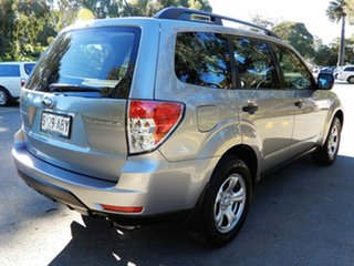 2009 Subaru Forester S3 MY09 X AWD Steel Silver 4 Speed Sports Automatic Wagon.