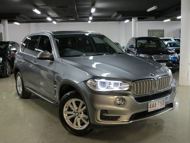 Used BMW X5 F15 sDrive25d, 2014 BMW X5 F15 sDrive25d Space Grey 8 Speed Automatic Wagon