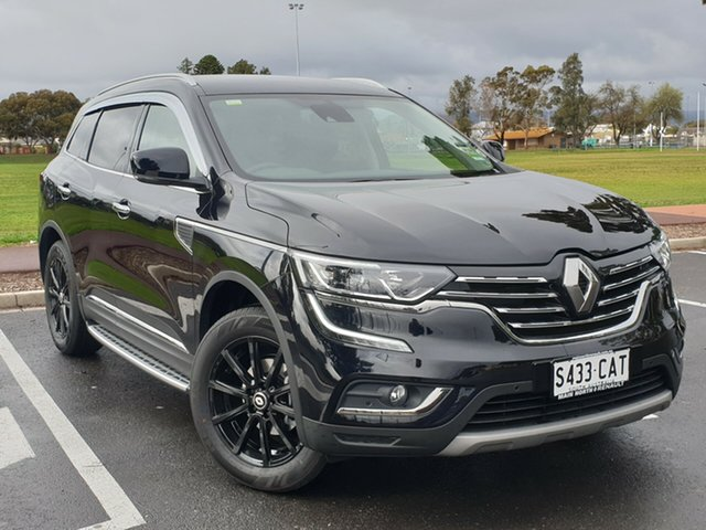 Demo Renault Koleos HZG Zen X-tronic, 2019 Renault Koleos HZG Zen X-tronic Metallic Black 1 Speed Constant Variable Wagon