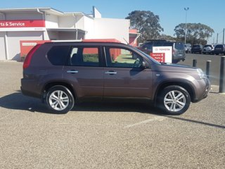 2010 Nissan X-Trail T31 MY10 ST (4x4) Bronze 6 Speed CVT Auto Sequential Wagon.