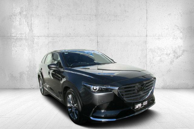 Used Mazda CX-9 TC Azami SKYACTIV-Drive, 2017 Mazda CX-9 TC Azami SKYACTIV-Drive Grey 6 Speed Sports Automatic Wagon