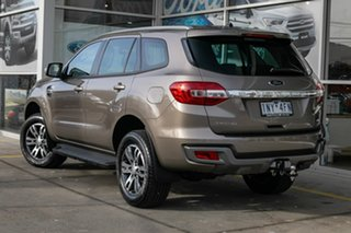 2018 Ford Everest UA II 2019.00MY Trend 4WD Silver 6 Speed Sports Automatic Wagon.