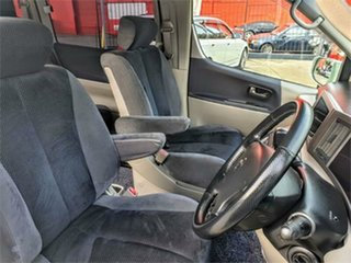 2004 Nissan Elgrand E51 Rider S White Automatic Wagon