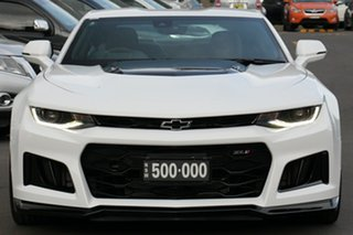 2019 Chevrolet Camaro 1AL37 MY19 ZL1 Summit White 6 Speed Manual Coupe