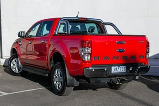 2018 Ford Ranger PX MkIII 2019.00MY XLT Pick-up Double Cab 4x2 Hi-Rider Red 6 Speed Sports Automatic