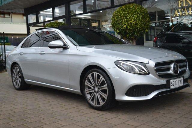 Used Mercedes-Benz E-Class W213 E200 9G-Tronic PLUS, 2016 Mercedes-Benz E-Class W213 E200 9G-TRONIC PLUS 9 Speed Sports Automatic Sedan