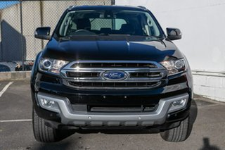 2018 Ford Everest UA 2018.00MY Trend RWD Black 6 Speed Sports Automatic Wagon.