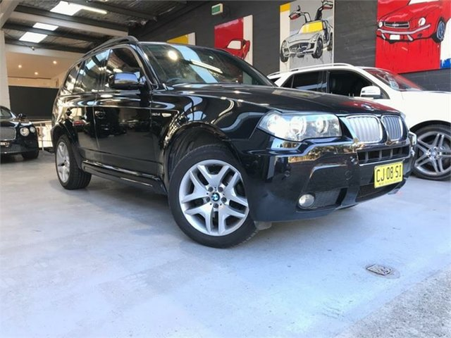 Used BMW X3 E83 , 2006 BMW X3 E83 Sports Automatic Wagon