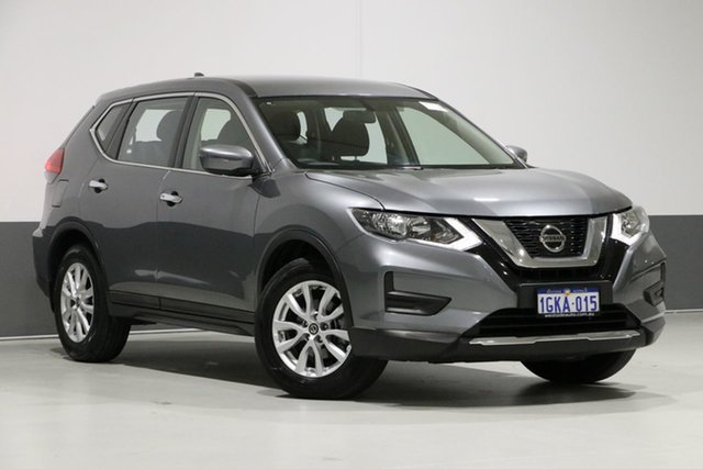 Used Nissan X-Trail T32 Series 2 ST (2WD), 2017 Nissan X-Trail T32 Series 2 ST (2WD) Grey Continuous Variable Wagon