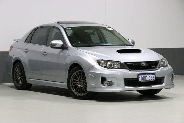 Used Subaru Impreza MY11 WRX Premium (AWD), 2011 Subaru Impreza MY11 WRX Premium (AWD) Silver 5 Speed Manual Sedan