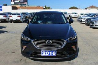 2016 Mazda CX-3 DK2W76 sTouring SKYACTIV-MT Blue 6 Speed Manual Wagon