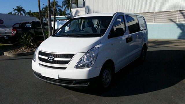 Used Hyundai iLOAD TQ2-V MY15 Crew Cab, 2014 Hyundai iLOAD TQ2-V MY15 Crew Cab White 5 Speed Automatic Van