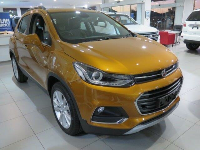 New Holden Trax TJ MY19 LT, 2019 Holden Trax TJ MY19 LT Burning Hot 6 Speed Automatic Wagon