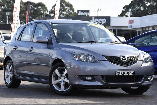Used Mazda 3  , 2004 Mazda 3 Silver Automatic