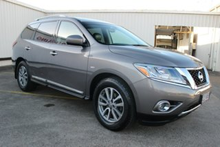 2013 Nissan Pathfinder R52 MY14 ST-L X-tronic 2WD Cal 1 Speed Constant Variable Wagon.