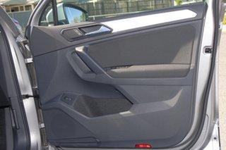 2018 Volkswagen Tiguan 5N MY19 132TSI DSG 4MOTION Comfortline Tungsten Silver 7 Speed