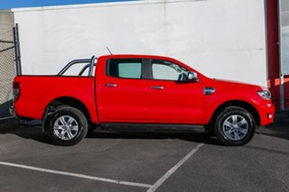 2018 Ford Ranger PX MkIII 2019.00MY XLT Pick-up Double Cab 4x2 Hi-Rider Red 6 Speed Sports Automatic.