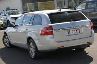 2016 Holden Commodore VF II MY16 Evoke Sportwagon Silver 6 Speed Sports Automatic Wagon.