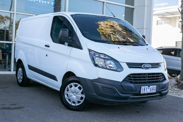 Used Ford Transit Custom VN 290S Low Roof SWB, 2017 Ford Transit Custom VN 290S Low Roof SWB 6 Speed Manual Van