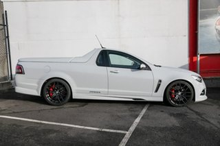 2014 Holden Special Vehicles Maloo Gen-F MY14 R8 White 6 Speed Sports Automatic Utility
