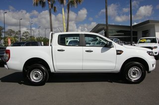 2018 Ford Ranger PX MkIII 2019.00MY XL Pick-up Double Cab White 6 Speed Sports Automatic Utility.