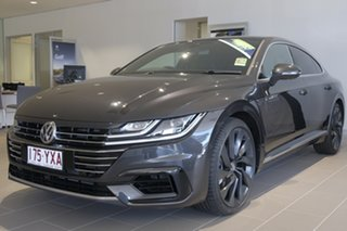 2019 Volkswagen Arteon 3H MY19 206TSI Sedan DSG 4MOTION R-Line Manganese Grey 7 Speed