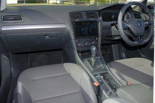 2018 Volkswagen Golf 7.5 MY19 110TSI DSG Comfortline Deep Black 7 Speed Sports Automatic Dual Clutch