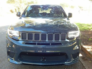 2018 Jeep Grand Cherokee WK MY18 Trackhawk Grey 8 Speed Sports Automatic Wagon.