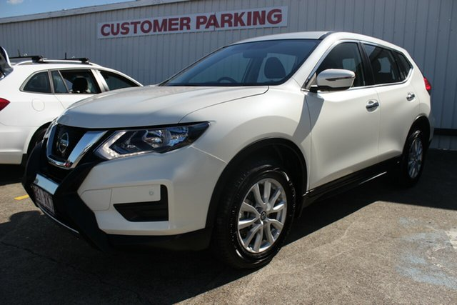 Used Nissan X-Trail T32 Series II ST X-tronic 2WD, 2017 Nissan X-Trail T32 Series II ST X-tronic 2WD Ivory Pearl 7 Speed Constant Variable Wagon