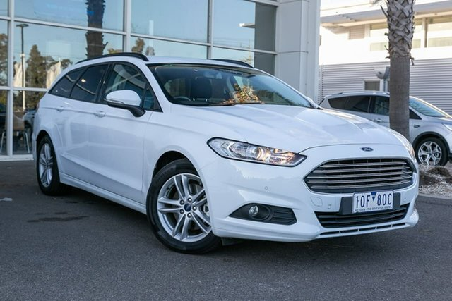 Used Ford Mondeo MD 2018.25MY Ambiente PwrShift, 2018 Ford Mondeo MD 2018.25MY Ambiente PwrShift 6 Speed Sports Automatic Dual Clutch Wagon