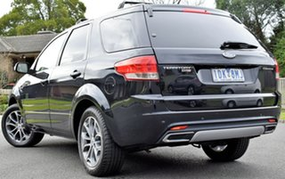 2014 Ford Territory SZ Titanium Seq Sport Shift AWD Black 6 Speed Sports Automatic Wagon.