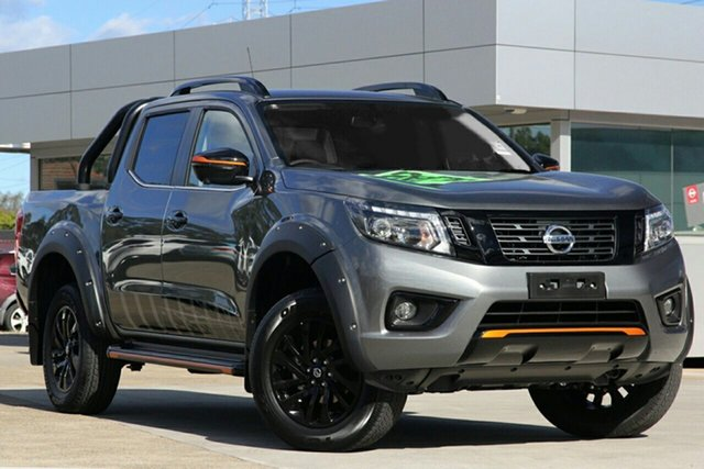 New Nissan Navara D23 S4 MY19 N-TREK, 2019 Nissan Navara D23 S4 MY19 N-TREK Slate Grey 7 Speed Sports Automatic Utility