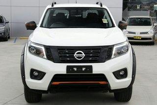 2019 Nissan Navara D23 S4 MY19 N-TREK White Diamond 7 Speed Sports Automatic Utility